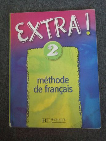 Podręcznik do francuskiego Extra! 2