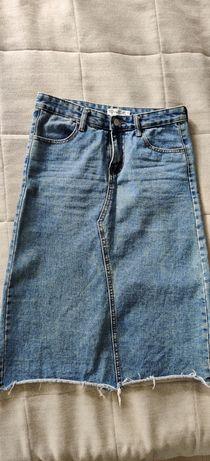 Юбка джинсовая, р. 42-44