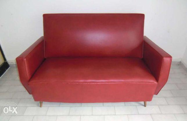 Terno de sofás vintage