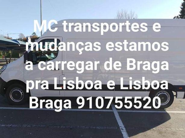 MC transportes e mudanças