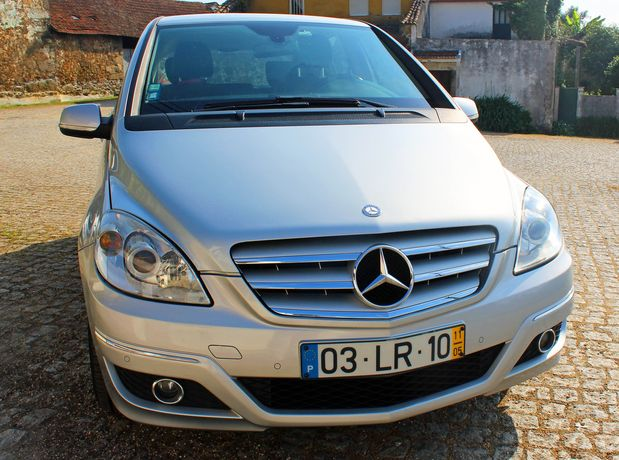Mercedes-Benz B 180 CDI