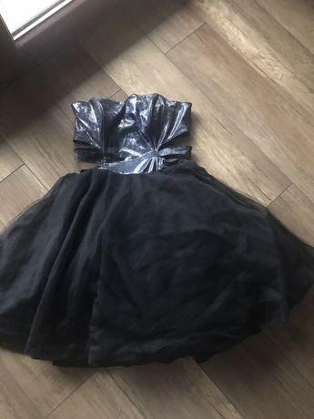 Sukienka bąbka Sylwestrowa