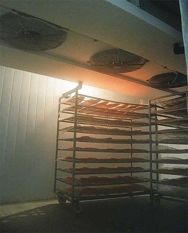 Агрегаты, охладители, компрессора для охлаждения рыбы и креветки