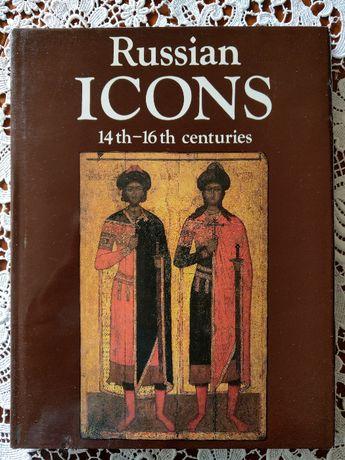 Album Ikony rosyjskie XIV – XVI w . (Russian Icons 14 th-16 th centr
