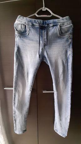 Spodnie jensowe