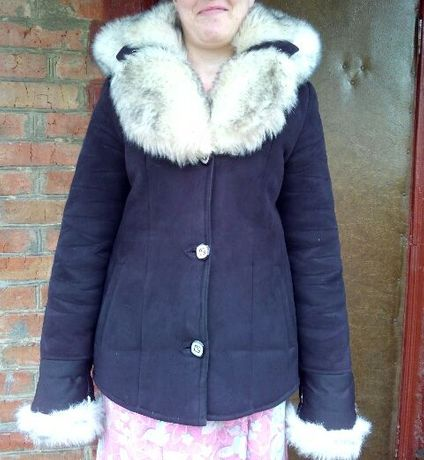 Дубленка женская. Куртка женская.