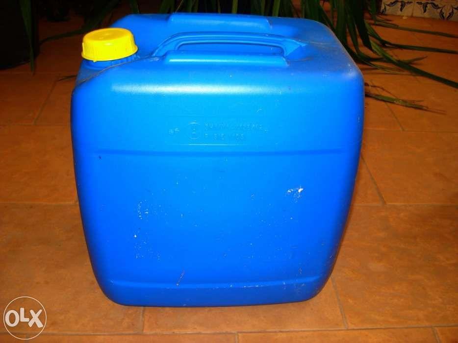 Bidon Plástico 30 litros