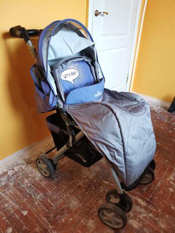 Продам детскую коляску baby design