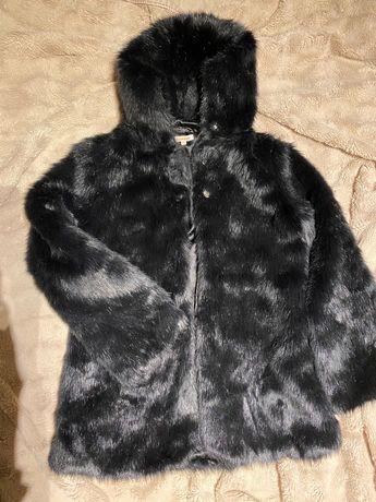 Futro płaszcz kurtka futerko