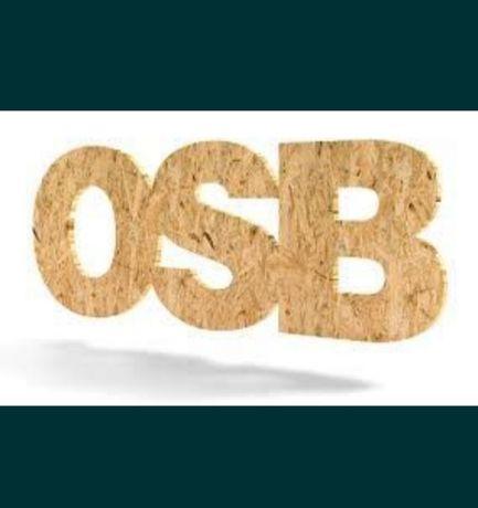 Плита ОСБ, OSB (10, 12, 15, 18, 22mm)