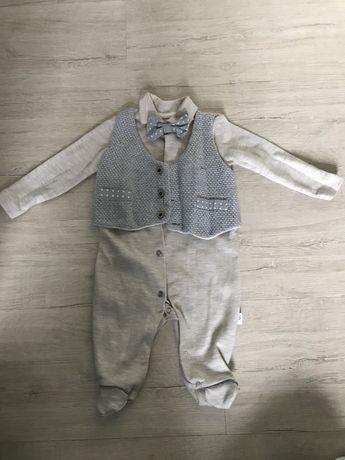 Детский человечек, костюм на мальчика