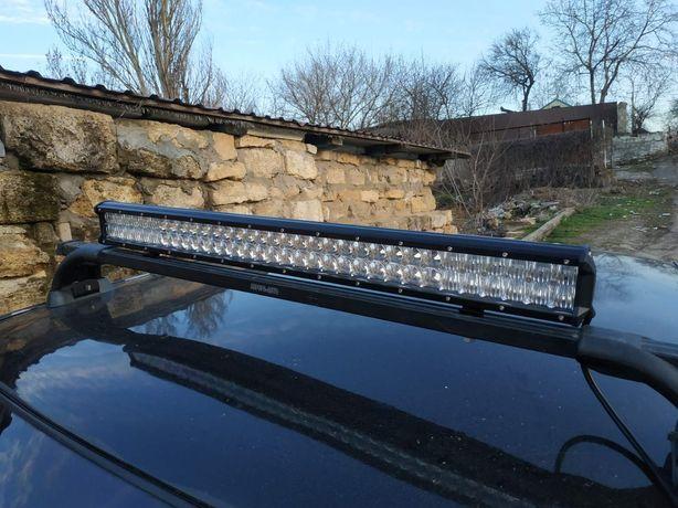 Автофара led на крышу