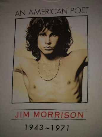 koszulka, t-shirt the doors, jim morrison l
