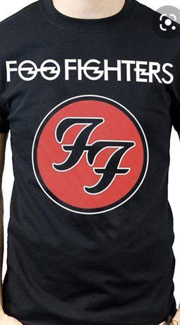 Tshirt foo fighters metallica daft punk