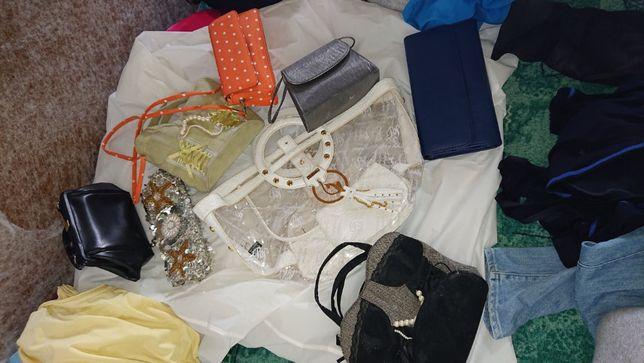 8 sztuk torebek Baby phat i inne