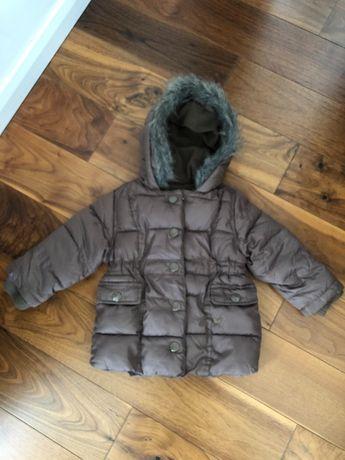 Kurtka zimowa Zara r.78