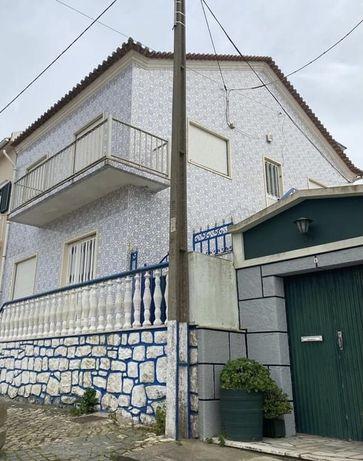 Old buliding at Paderneira, Nazaré.