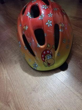 Kask rowerowy dziecięcy