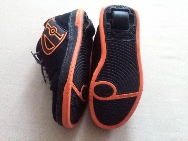 Butorolki, buty z kółkami dla dziecka