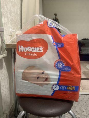 Хаггис подгузники, huggies classic