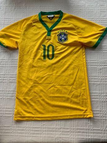 Koszulka reprezentacji Brazylii Neymar Jr