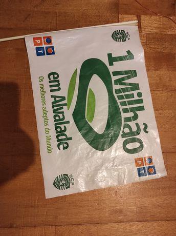 Bandeira 1 milhão em Alvalade Sporting 2005