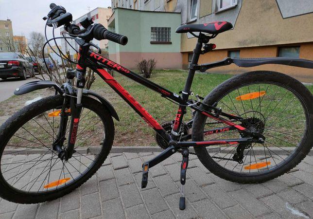 Rower Kellys 24 kiter 50 black red