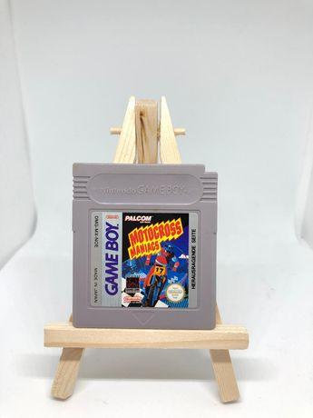 Motocross Maniacs Game Boy Gameboy Classic