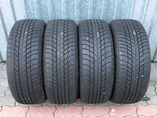 Opony Zimowe BMW 225%55%17 Bridgestone LM001 RSC - Jak Nowe!