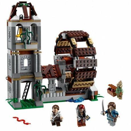 Lego piraci z Karaibów Młyn