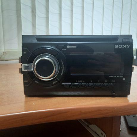 Магнитола SONY wx-900BT