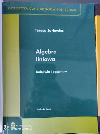 Algebra liniowa, kolokwia i egzaminy Jurlewicz, nowa