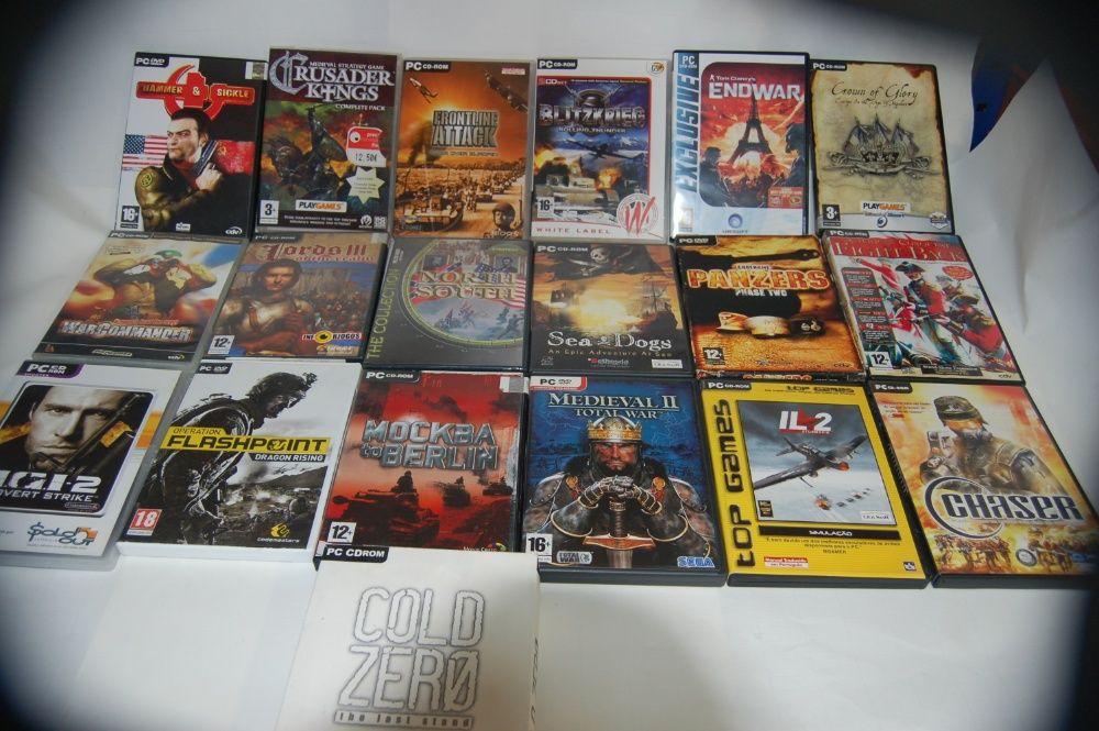 Jogos para Computador 19 unidades diversos