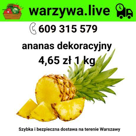 ananas dekoracyjny-warzywa.live-z dostawą do domu