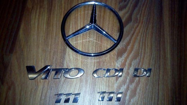Логотип Mercedes Vito