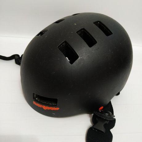 Велосипедный шлем котелок Mongoose. Размер 51-55 см