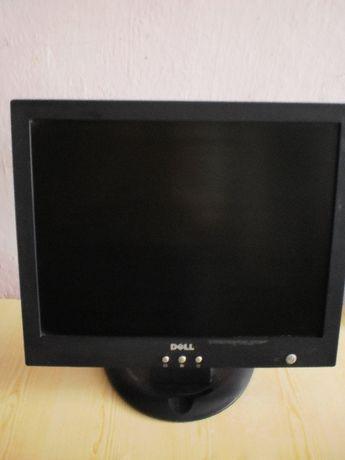 """Monitor Dell E151FPp; sprawny; matowa matryca; 15"""""""