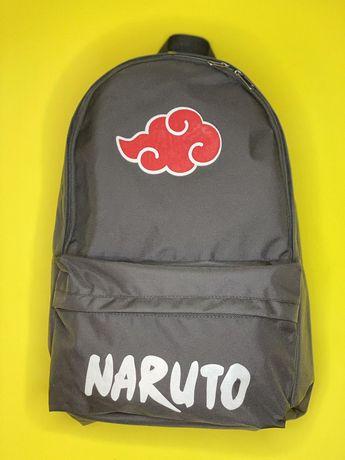 Naruto/Наруто рюкзак для прогулок,тренировок мальчику,подростку 6-18л