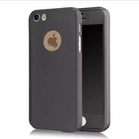 Чехол 360 градусов на Айфон  /5/5s . Чехол для iphone на все модели ай