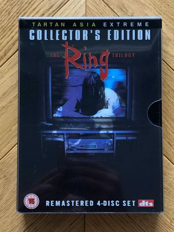 The Ring Trilogy: Collector's Edition 4 DVD