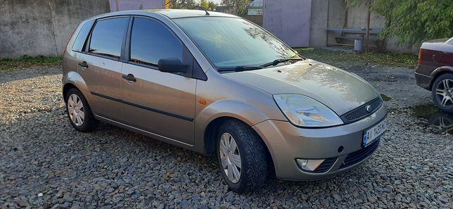 Ford Fiesta 1.4 Газ/Бенз.