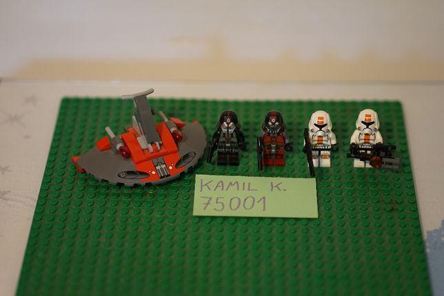 Lego Star Wars 75001 Old Republic