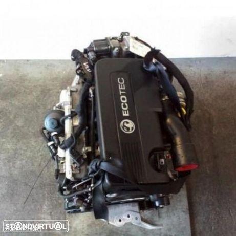 Motor Opel Astra J 1.7cdti de 2008 REf: A17DTE