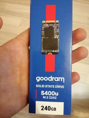Goodram S400u 240GB M.2 2280