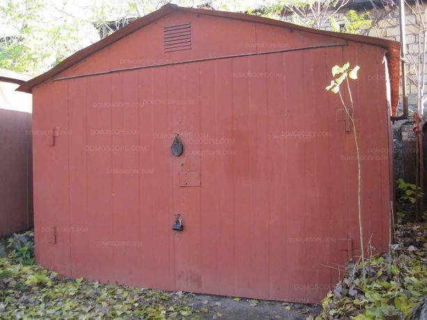 Металевий гараж в оренду