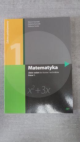 Zbiór zadań- Matematyka. Klasa 1 do liceów i techników