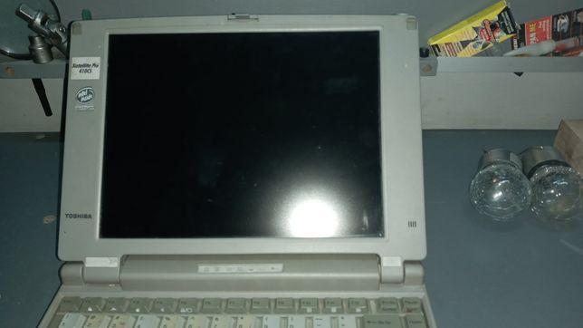 Ноутбук Toshiba раритет