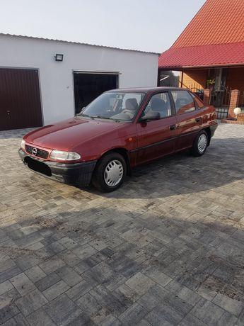 Opel astra pierwszy właściciel od nowości