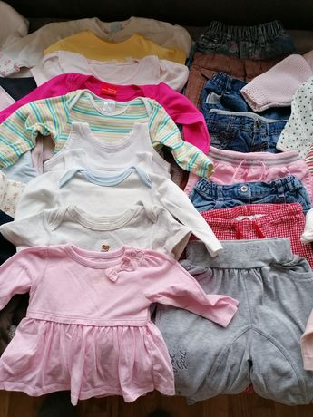 Ubranka dziecięce dziewczynka
