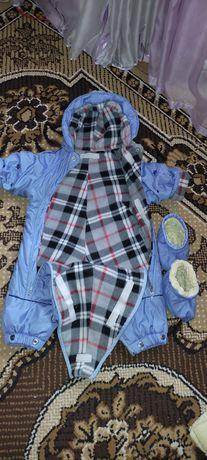 Продам комбинезон для новорожденного и до года